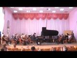 Рахманинов Концерт № 2 для фортепиано с оркестром.