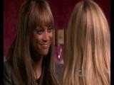 Gossip Girl|Сплетница|3 сезон|4 серия ( 6 появление Тайры Бэнкс )(англ.)